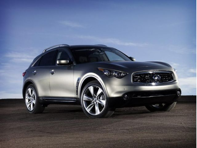 New And Used Infiniti Fx For Sale The Car Connection