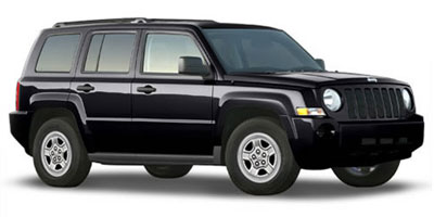 2009 jeep patriot review ratings specs prices and photos the car connection. Black Bedroom Furniture Sets. Home Design Ideas