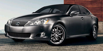 2009 Lexus IS 350 #8343500