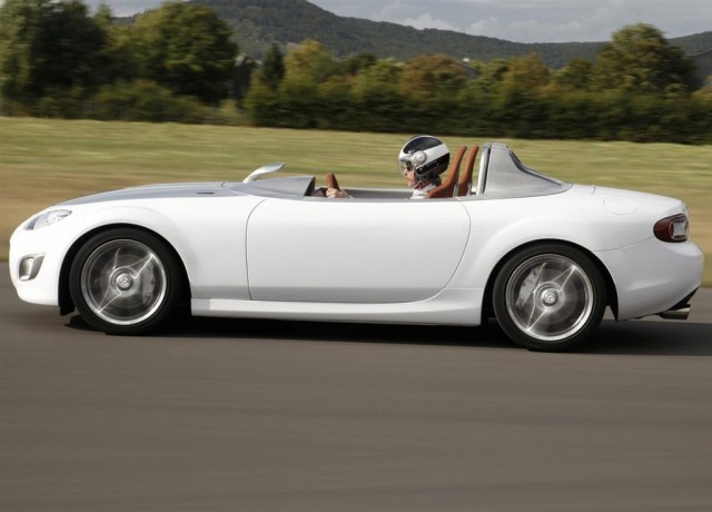 2009 Mazda Mx 5 Superlight Concept. Report: 2011 Mazda MX-5 To Get