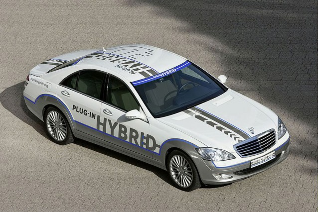 2009 Mercedes Benz S500 Plug In Hybrid Concept. lt; Back to Mercedes-Benz S500 Concept for Frankfurt: Plug-In Hybrid S-Class