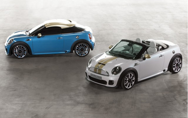2009 MINI Roadster Concept Revealed at Frankfurt Auto Show Gallery