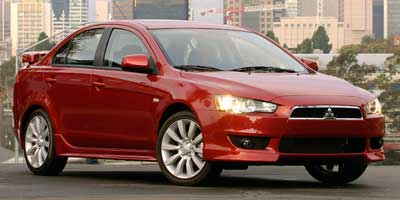 2009 mitsubishi lancer review ratings specs prices and photos the car connection. Black Bedroom Furniture Sets. Home Design Ideas