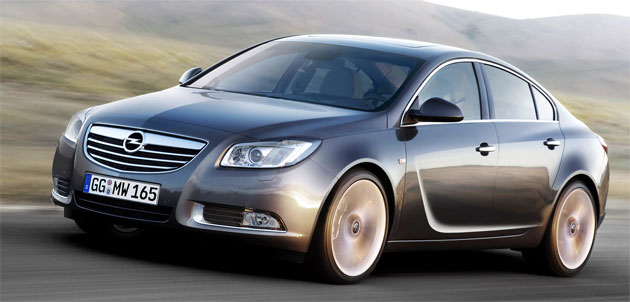 The Insignia was developed primarily by Opel and has been engineered for Europe, China and the U.S.
