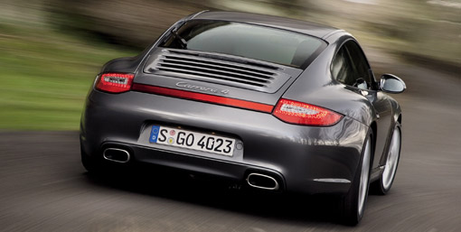 2009 porsche 911 carrera 4 and carrera 4s facelift. Black Bedroom Furniture Sets. Home Design Ideas