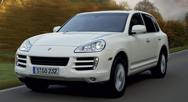 Porsche will use an Audi-sourced 3.0L V6 turbodiesel rated at 240hp (176kW)