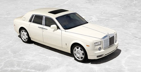 2009 Rolls-Royce Phantom update
