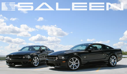 2009 Saleen Mustang Lineup Changes Plus A Super Saleen