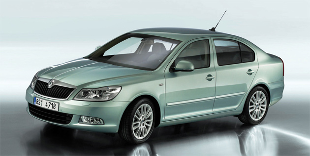 2009 sees the Octavia receive updating styling as well as a new 1.4L TSI