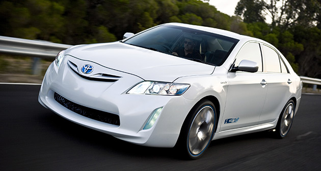 Toyota Camry 2009 Owners Manual