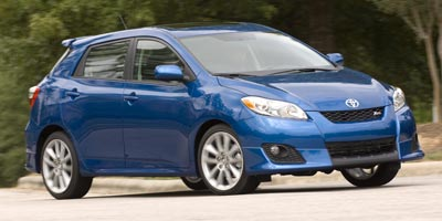 2009 Toyota Matrix XRS #7104735