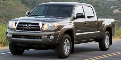 2009 toyota tacoma review ratings specs prices and photos the car connection. Black Bedroom Furniture Sets. Home Design Ideas