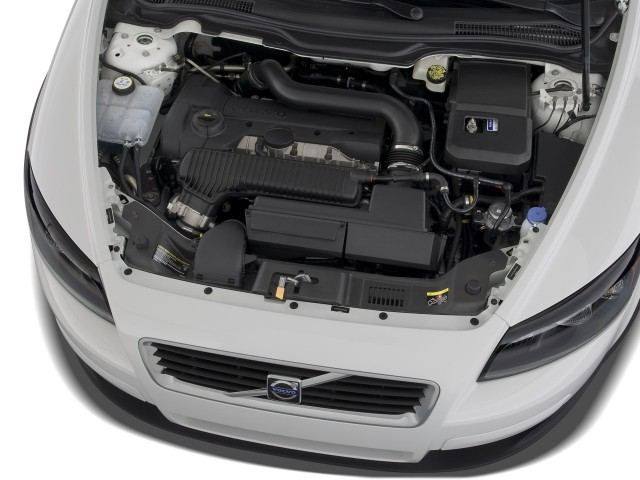 2009 Volvo C30 2-door Coupe Man R-Design Engine #7047062