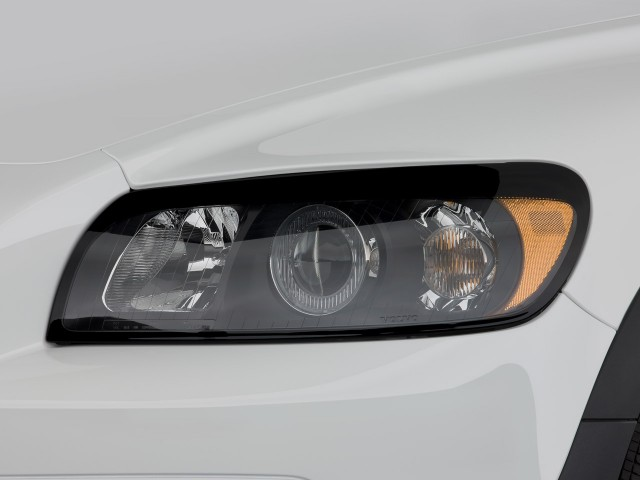 2009 Volvo C30 2-door Coupe Man R-Design Headlight #8509325