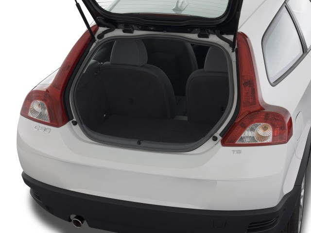 2009 Volvo C30 2-door Coupe Man R-Design Trunk #7363477