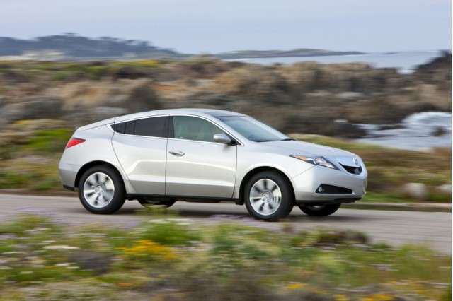 Review: Acura ZDX And Honda Accord Crosstour, Gallery 2 ...