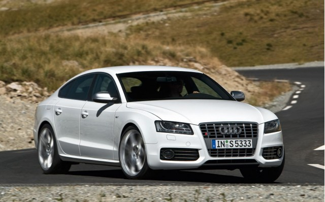 Audi Previews S5 Sportback, Green A4 TDI And A3 TFSI Before Frankfurt