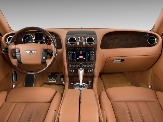2006 Wald Bentley Continental Flying Spur. Wald gives the Bentley Flying Spur the Black Bison treatment