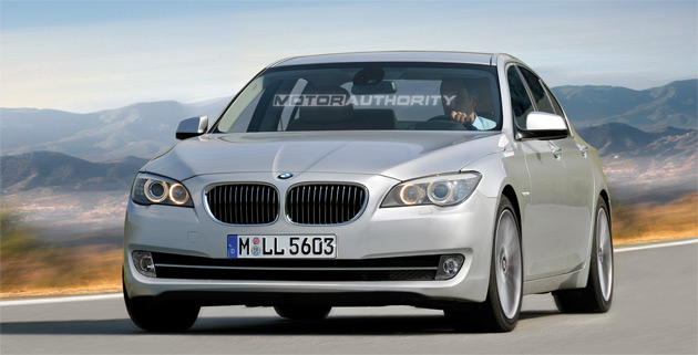 The new 5-Series Sedan is expected to make its world debut at the Frankfurt Motor Show in September