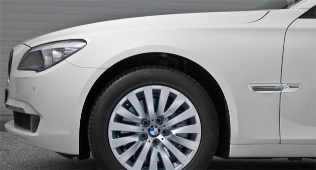 2010 BMW 7-series xDrive