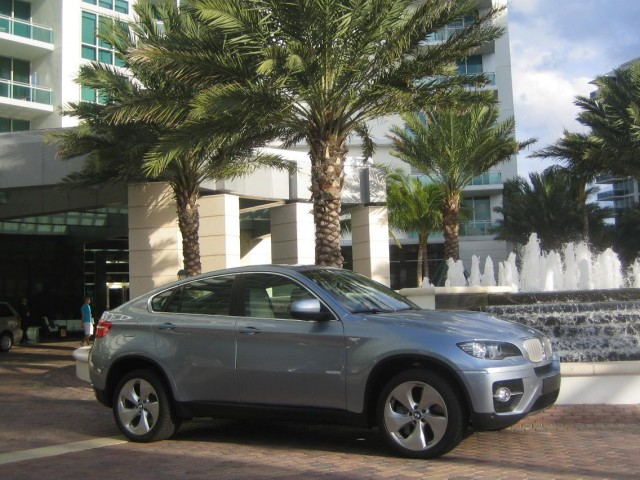 2010 BMW ActiveHybrid X6, Bal Harbour, Florida