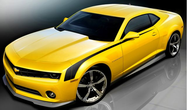 Chevy Camaro Parts And Accessories 2010 Chevrolet Camaro fitted with genuine GM Accessories for 200