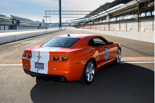 2010 Chevrolet Camaro SS Indianapolis 500 Pace Car #8645644