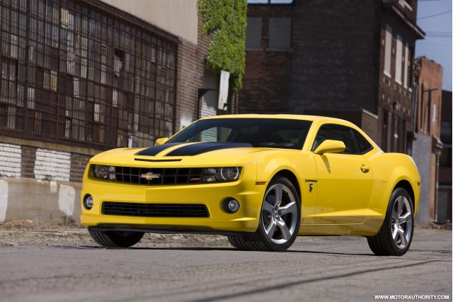 2010 chevrolet camaro transformers special edition 001