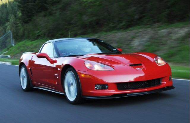 2010 Chevrolet Corvette ZR1 Nurburgring #9655197