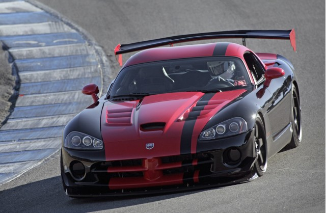 Dodge Viper Could Remain In Production In Track Only Form