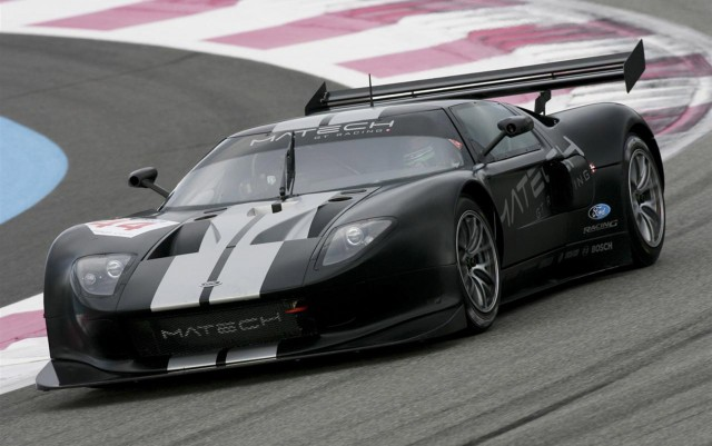 Fia Gt Matech Competition Ford Gt