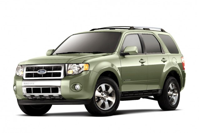 2010 ford escape hybrid review ratings specs prices and photos the car connection. Black Bedroom Furniture Sets. Home Design Ideas