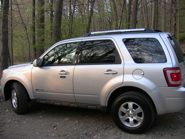 2010 Ford Escape Hybrid #8023278