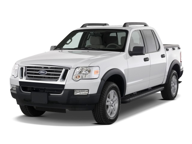 new and used ford explorer sport trac prices photos reviews specs the car connection. Black Bedroom Furniture Sets. Home Design Ideas