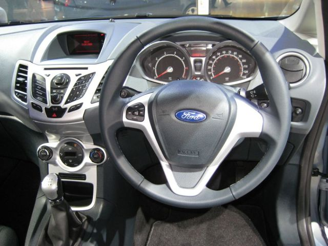 2011 Ford Fiesta It S What S Inside That Counts