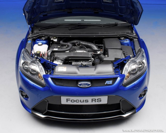 Ford Focus Rs 2010. Ford Focus 2012 Rs