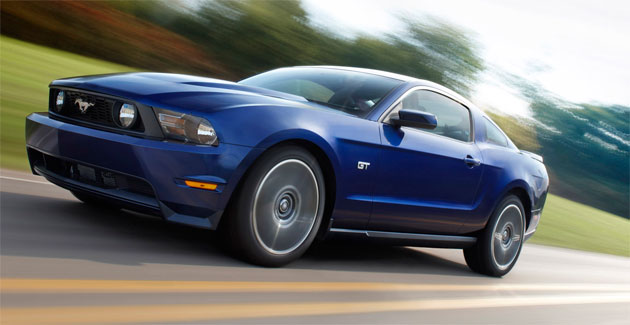 2010 Ford Mustang GT #9713928