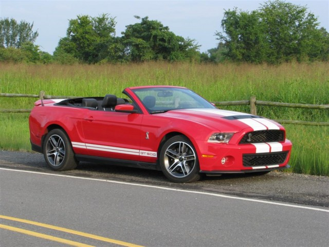 review 2010 ford mustang shelby gt500 convertible gallery 1 motorauthority. Black Bedroom Furniture Sets. Home Design Ideas