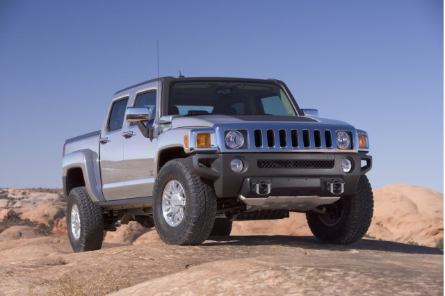 New And Used Hummer H3 Suv For Sale The Car Connection