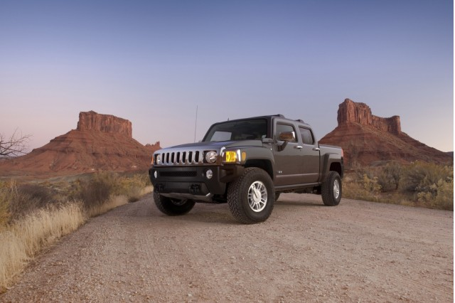 New And Used Hummer H3t For Sale The Car Connection