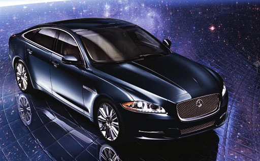 2011 Jaguar XJL Supercharged Neiman Marcus Edition