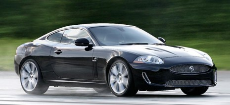 2010 Jaguar XKR facelift
