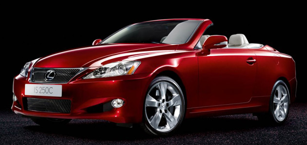 lexus confirms 2010 rx suv is convertible and updated ls for l a auto show. Black Bedroom Furniture Sets. Home Design Ideas
