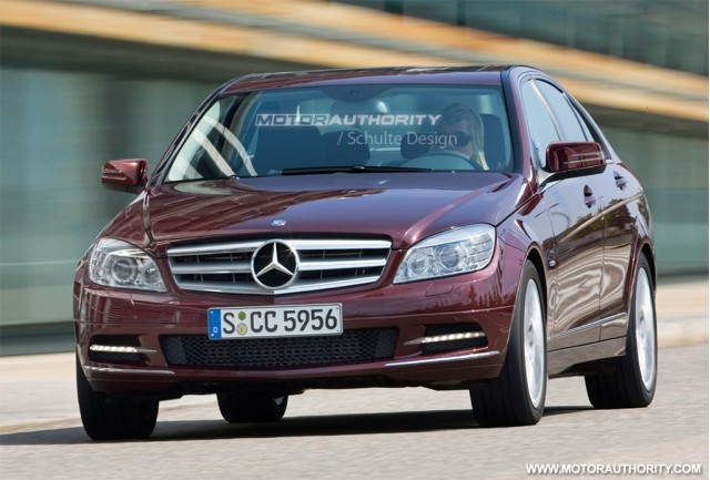 2010 mercedes benz c class review ratings specs prices and photos the car connection. Black Bedroom Furniture Sets. Home Design Ideas