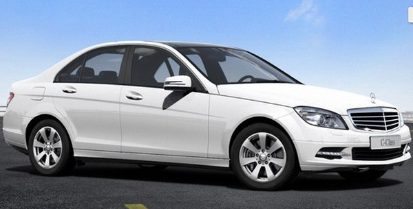 2008 2011 mercedes benz c class recalled for taillight flaw fire hazard. Black Bedroom Furniture Sets. Home Design Ideas