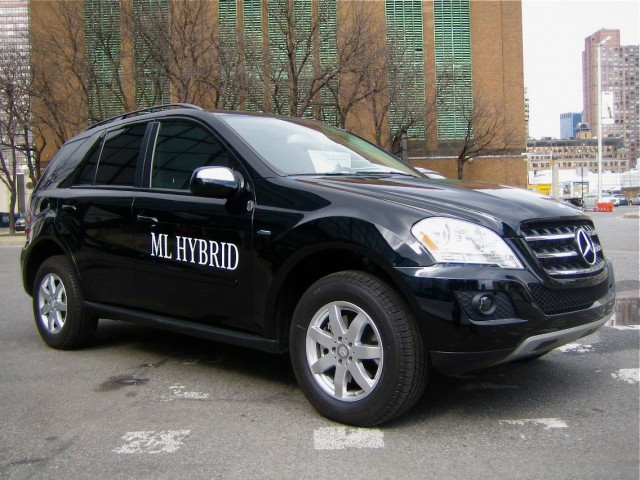 Is mercedes benz moving away from the two mode hybrid for Mercedes benz ml450 hybrid