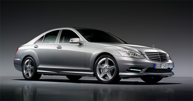 mercedes benz releases amg sports pack for new s class and cl coupe. Black Bedroom Furniture Sets. Home Design Ideas