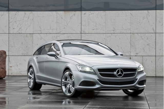 2010 Mercedes-Benz Shooting Break concept leaked #7646708