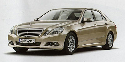 2010 mercedes e class leaked photos 001