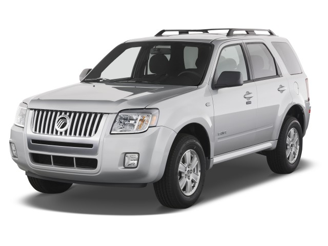 New And Used Mercury Mariner For Sale The Car Connection